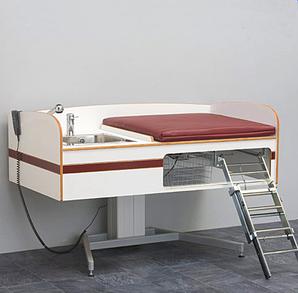 Skötbord Flex 5000 Med Tvättdel